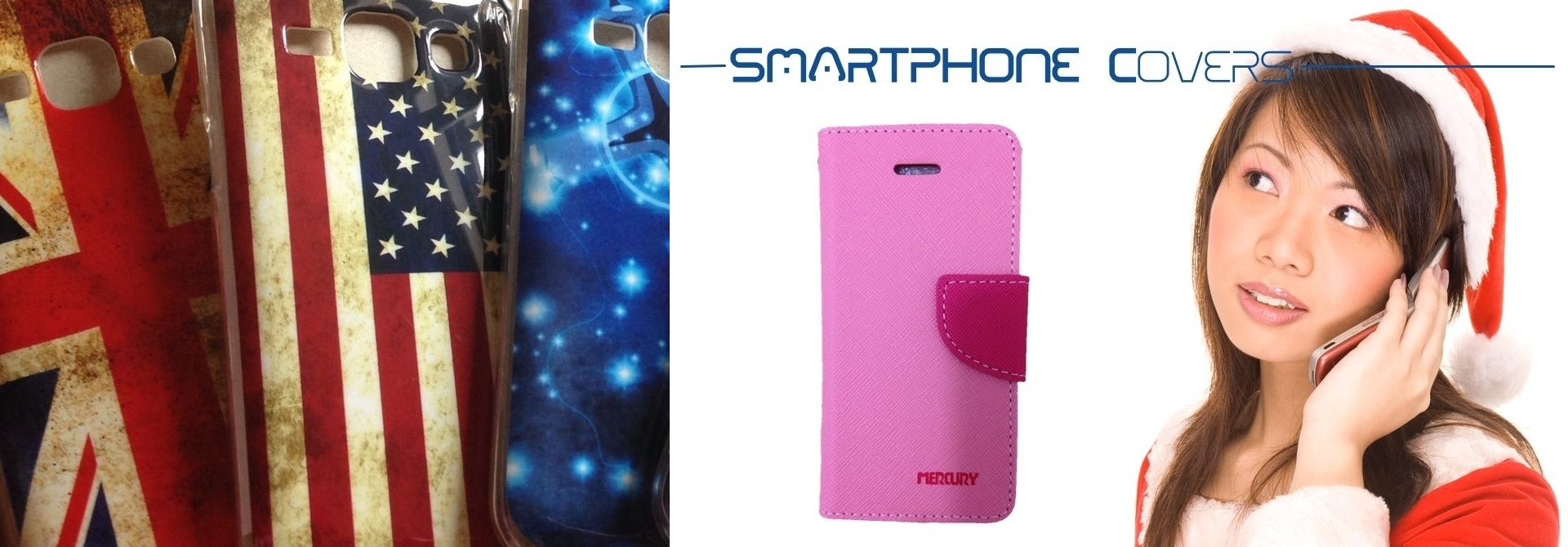 Cover Smartphone, Cover Tablet, USB Power Banks